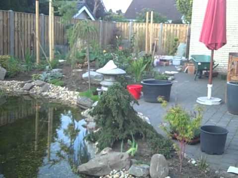 Japanse tuin van olga palagina youtube for Zen tuin aanleggen
