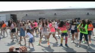One Direction Turkey Flash Mob (Official Video)