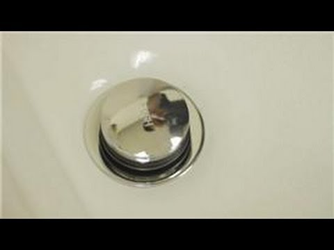 Bathroom Repair How To Repair A Pop Up Tub Drain Stopper