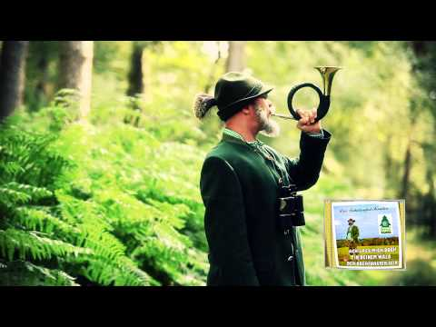 Oberförster Otto Tanne - Ach lass mich doch in deinem Wald der Oberförster sein ++ PREVIEW