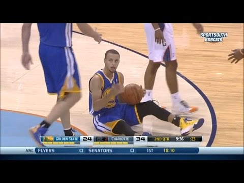Stephen Curry ( 43 PTS ) vs. Bobcats (12-9-2013)