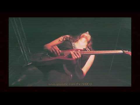 THE IRON MAIDENS Courtney Cox/Nili Brosh solos BackStage Live July ...