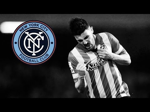 EXCLUSIVE: David Villa signs for New York City FC