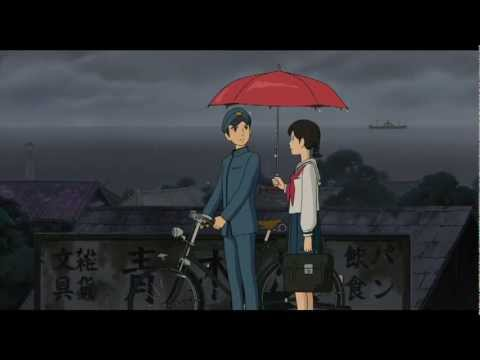REEL ANIME 2012: FROM UP ON POPPY HILL TRAILER (English Subtitles)
