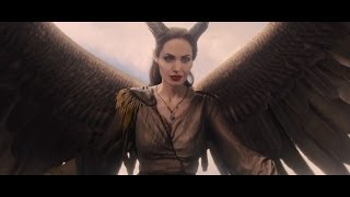 'Maleficent': Angelina Jolie Flies Through The Clouds