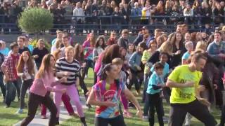 FlashMob Amiens for youth
