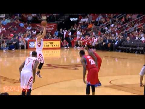 Jeremy Lin highlights vs Sixers || DEC 19, 2012 || HD