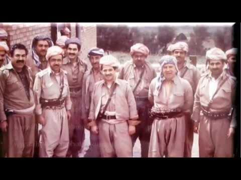 مسعود البارزاني تاريخ ونضال\عزيمة واصرار على التقدم...massud barzani  the history and struggle