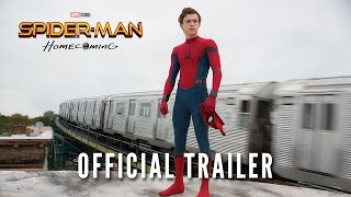 First Official Trailer for Spider-Man : Homecoming..