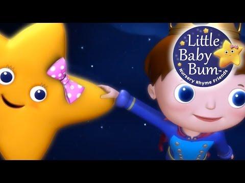 Twinkle Twinkle Little Star | Nursery Rhyme |