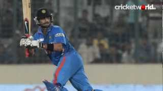 Cricket Video Asia Cup 2012 Kohli 183 As India Beat