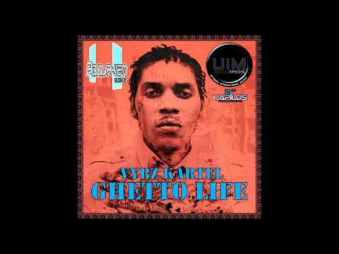 Vybz Kartel - Ghetto Life - UIM Records (April 2012)