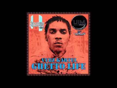 Vybz Kartel - Ghetto Life - UIM Records (April 2012)