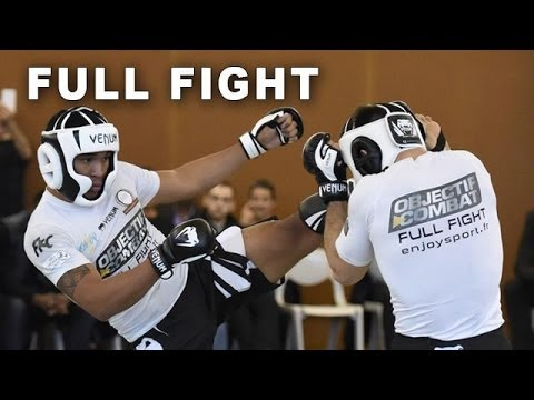 FULL FIGHT,  mixed martial arts à la française !
