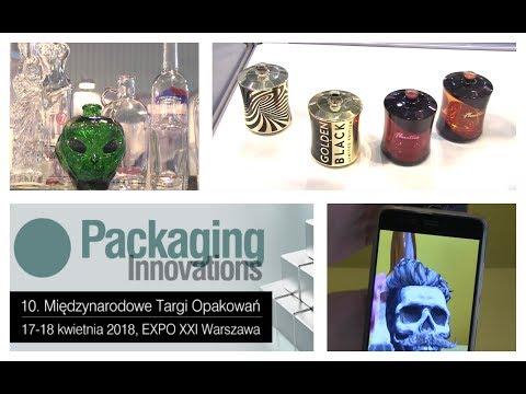 Выставка Packaging Innovations 2018