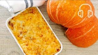 Pumpkin Gratin  かぼちゃのグラタン
