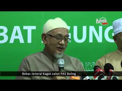 Bekas Jeneral Kagat calon PAS Baling