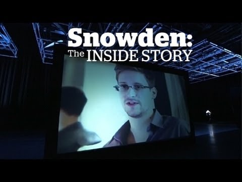 Journalist Glenn Greewald gives the inside story of Edward Snowden (Revised Audio)