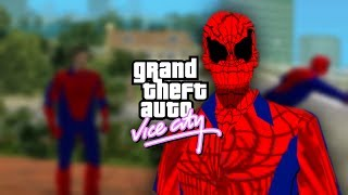 GTA Vice City Skin The Amazing Spider-Man