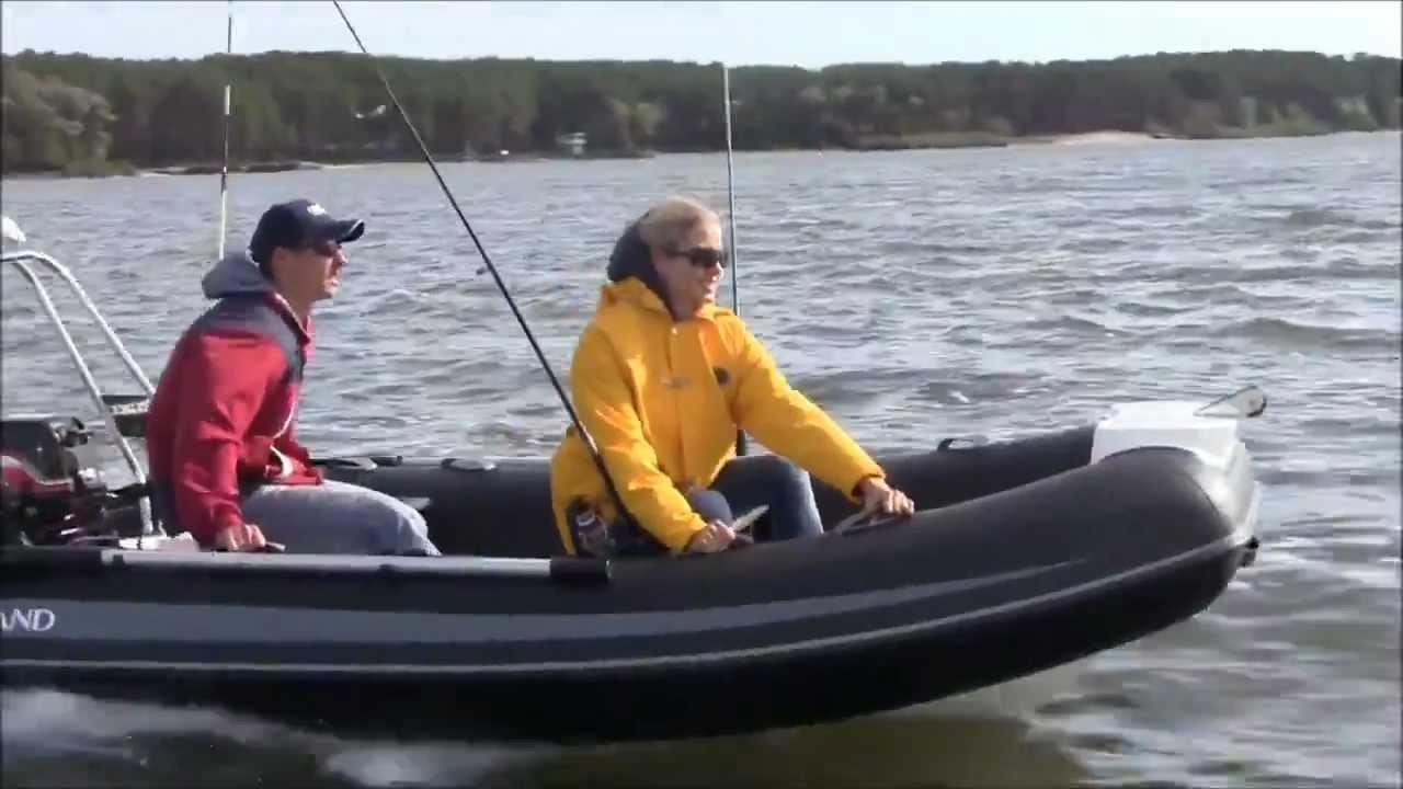 лучший катер риб для рыбалки
