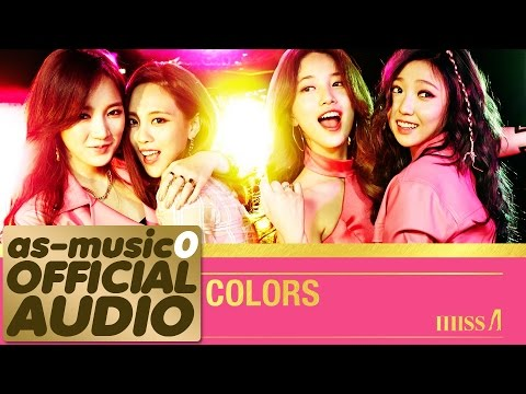 [MP3/DL]03. MISS A (미쓰 에이) - Love Song [Mini Album miss A – COLORS]