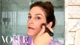 Cindy Crawford's Everyday Morning Beauty Routine   Beauty Secrets   Vogue