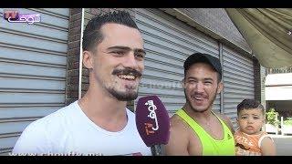 بالفيديو..لموت ديال الضحك مع مغربي داير فيها سوري فالعيد الكبير  