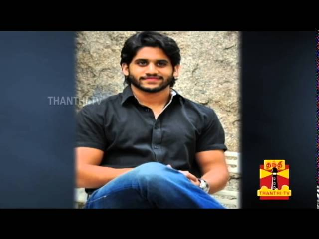 "Naga Chaitanya Is In Happy With ""Manam"" - Thanthi TV"