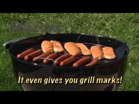 Miracle Grill & Baking Mat - YouTube