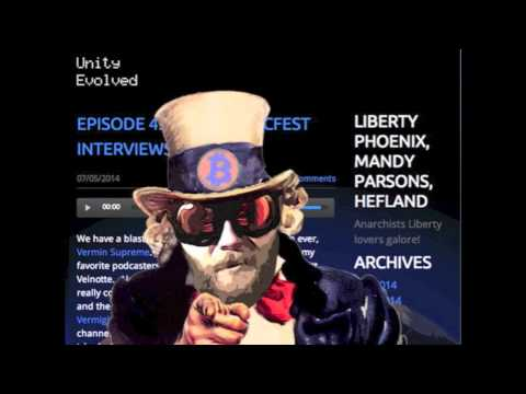 Unity Evolved Radio with MadBitcoins, Liberty Phoenix, Mandy Parsons and Hefland