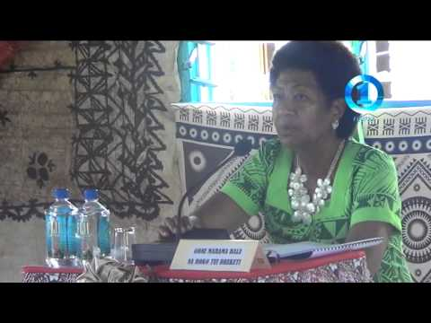 FIJI ONE NEWS BULLETIN 190314