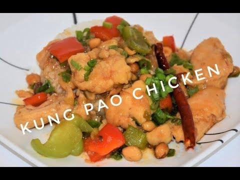Kung Pao Chicken - Easy Chinese Stir Fry Recipe - 宫保鸡丁