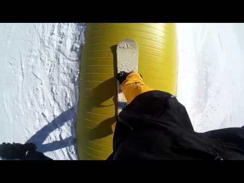 Wintersport 2014 Zillertal Arena met sj4000 action camera