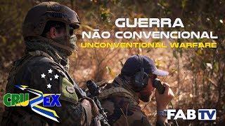 Esta edição do programa FABTV traz informações sobre o treinamento inédito de Guerra Não Convencional na CRUZEX 2018. Este é um cenário mais próximo da realidade das missões da ONU. O programa também traz muitas imagens do exercício operacional.