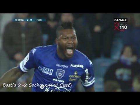 Les buts de Bastia saison 2013-2014 !