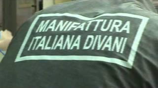 manifattura italiana divani Roma - YouTube