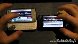 Opera Mini 6 (confronto N97 VS N8) [Symbian - free] view on youtube.com tube online.