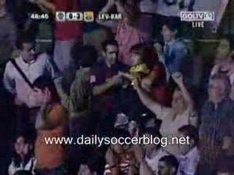 Levante 1 Barça 4