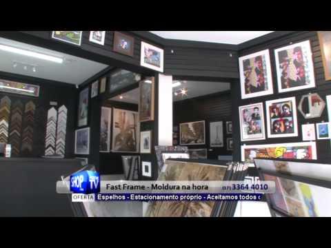 MOLDURAS PARA QUADROS EM RIO PRETO - FAST FRAME  - S46