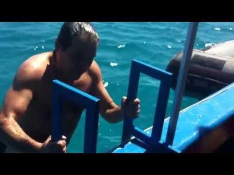 Escursione Pescaturismo Villasimius Carlo Portoghese del 05\07\2014
