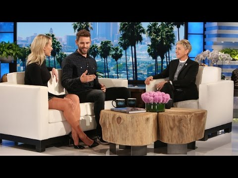 'DWTS' Partners Nick the Bachelor & Peta Catch Up with Ellen