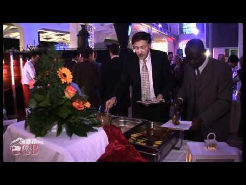 Beispiel: Imagefilm, Video: CCB Catering Company Brok.