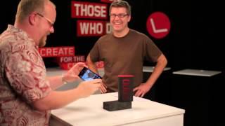 K900 akıllı cep telefonu kutudan çıkarma