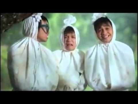 3 pocong idiot-pipin,keling,jadoel jadi pocong