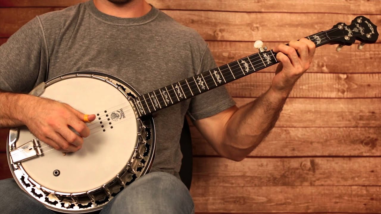 The Avett Brothers u0026quot;Bring Your Love To Meu0026quot; Banjo Lesson (With Tab) - YouTube