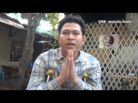 The pity khmer worker