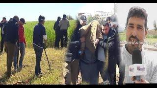 أخيرا و بالفيديو: البوليس لقاو السلاح لي تْقتل به البرلماني مرداس و بْقاو كيقلبو عليه من 6 ديال الصباح حتى 12 ديال النهار وها فين |