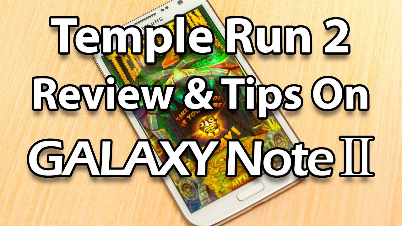 Samsung S5830i Temple Run 2
