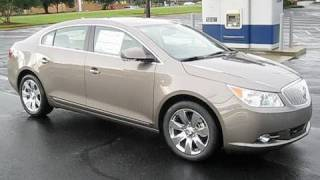 2010 Buick LaCrosse CXS 3.6 In Depth Review, Start Up, Engine, and Overview of Features videos