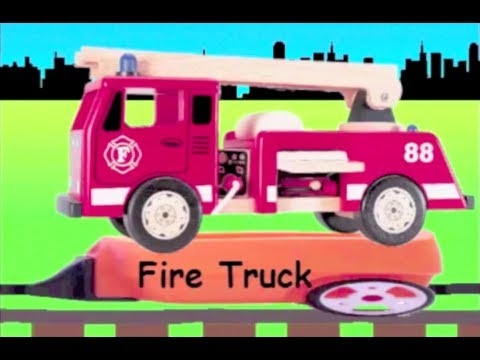 Learn Vehicle Train - learning transport vehicles for kids